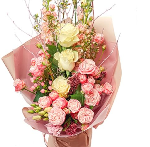With you flower delivery