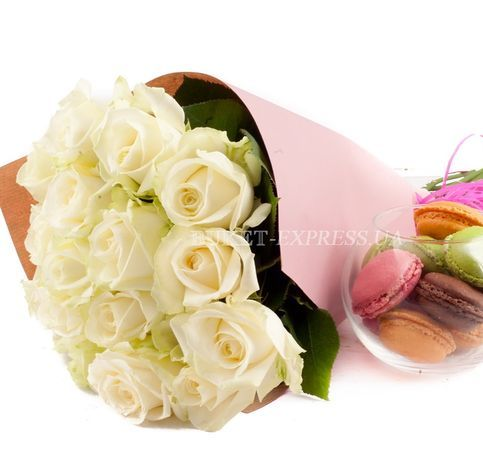 Taste and aroma... flower delivery